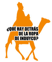 """Cabalgata de Reyes especial para entregar """"carbón"""" a la empresa Induyco"""