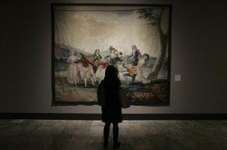 Una Italia a la medida de Goya