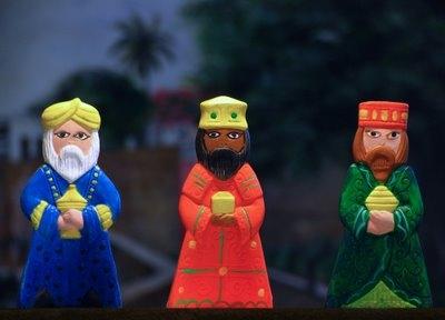 La verdadera historia de los Reyes Magos