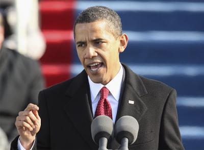 Discurso inaugural del presidente Barack H. Obama